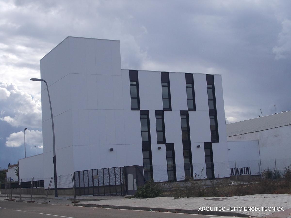 Arquitec eficiencia t cnica estudio de arquitectura - Arquitectura tecnica sevilla ...
