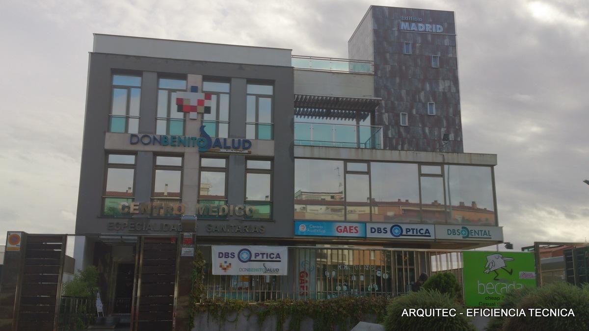 Arquitec eficiencia t cnica estudio de arquitectura - Estudios de arquitectura en cordoba ...